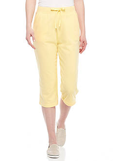 Kim Rogers Knit French Terry Pants