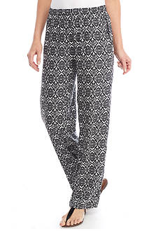 Kim Rogers Soft Pattern Pant