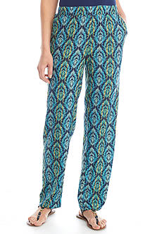 Kim Rogers Soft Loose Pattern Pants