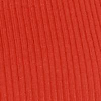 Kim Rogers Sweaters: Miro Orange Kim Rogers Crew Neck Sweater