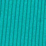 Kim Rogers Sweaters: Emerald V2 Kim Rogers Rib Mock Neck Sweater