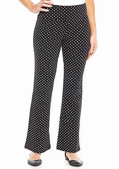 Kim Rogers Petite Straight Pullon Pant