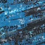 Women: Kensie Contemporary: Blue Kensie Snake Print Knit Top