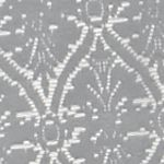 Grey Dress: Gray Kensie Pattern Point Dress
