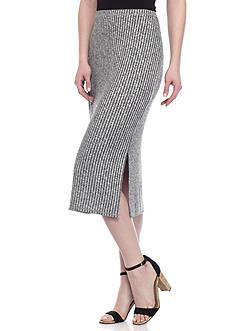 Kensie Midi Pencil Skirt
