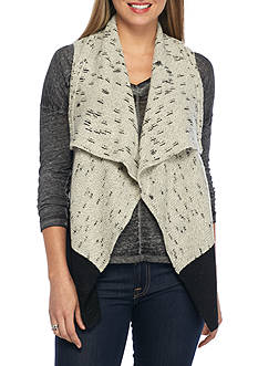 Kensie Wrapped Yarn Vest
