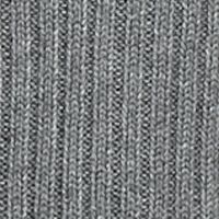 Women: Kensie Contemporary: Heather Steel Gray Kensie Sleeveless Turtleneck Sweater