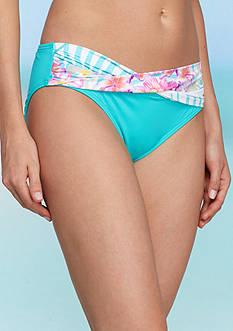 Coco Reef Star Banded Bikini Swim Bottoms