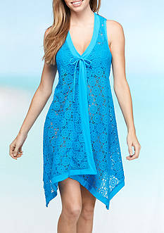 Coco Reef Lacey Atmosphere Swim Cover Up