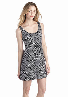 New Directions® Weekend Printed Reversible Dress