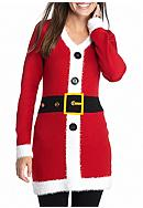 New Directions® Santa Suit Tunic Sweater