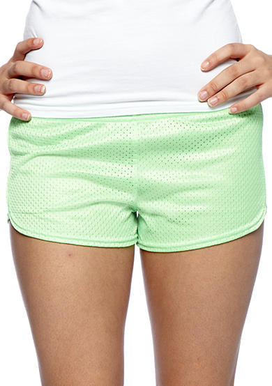 Soffe Teeny Tiny Mesh Short