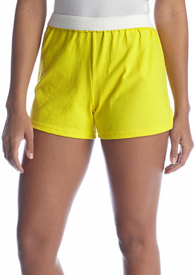 Soffe Solid Color Knit Short