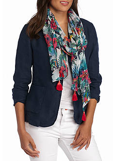 Tommy Bahama Jungle Floral Scarf