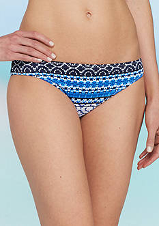 Tommy Bahama Shibori Reversible Hipster Swim Bottoms