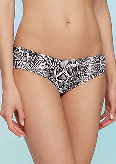 Tommy Bahama Snake Twist Front Hi-Waist Swim Bottom