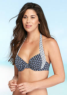 Tommy Bahama® Paisley Terrace Underwire Full Coverage Bra