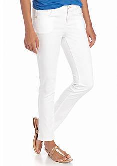 Tommy Bahama Ana Twill Skinny Jeans