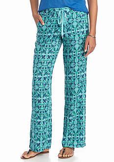 Tommy Bahama Garden Miranda Wide Leg Pants