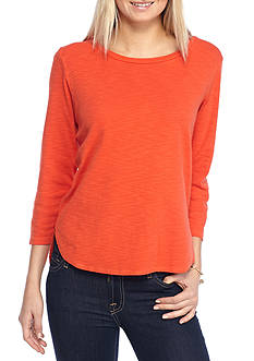 Tommy Bahama® Three Quarter Sleeve Top