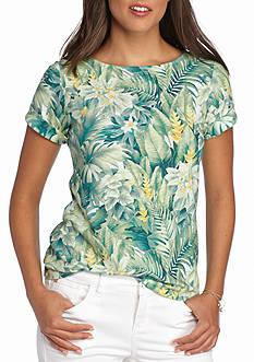 Tommy Bahama Botanico Jungle Short Sleeve Top
