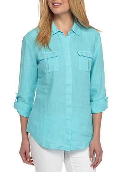 Linen Shirts Belk