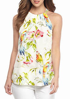 Tommy Bahama® Print Halter Top