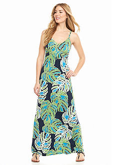 Tommy Bahama® Tommy Bahama Pop Art Palms Maxi Dress