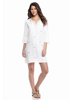 Tommy Bahama® Embellished Tunic Dress