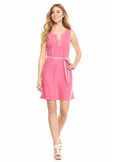 Tommy Bahama Arden Jersey A-Line Dress