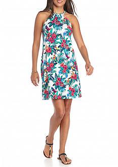 Tommy Bahama Jungle Flora Short Dress