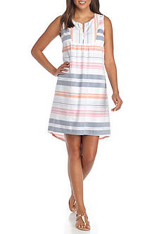 Tommy Bahama Diamond Dobby Short Dress