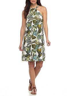 Tommy Bahama® Villa Fronds Short Dress