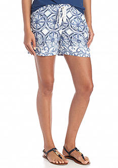 Tommy Bahama Watercolor Tiles Shorts