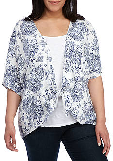 Juniors' Plus Size Designer Clothes