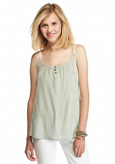 Eyeshadow Rope Strapped Tank