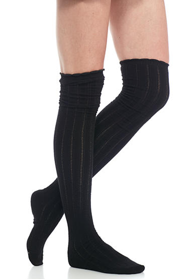 Free People All For One Over The Knee Sock
