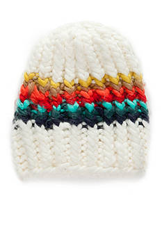 Free People 1016 OVER THE RAINBOW BEANIE