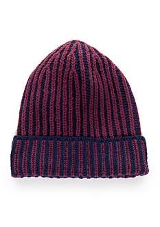 Free People 1016 BERKLEY TWO TONE BEANIE