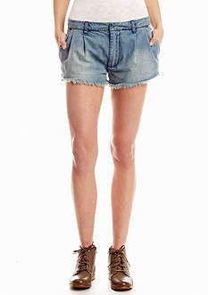 Free People Jean Trouser Short