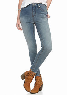Free People Gummy Hi Rise Roller Crop Jean