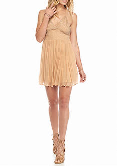 Free People Like A Diamond Mini Dress