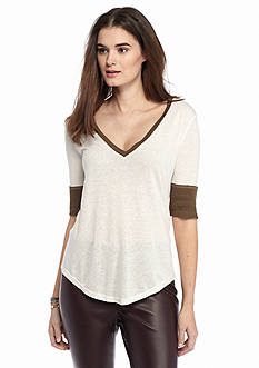 Free People Ring Leader Tee