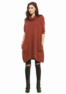 Free People Terri Cocoon Pullover