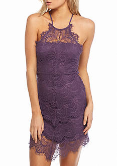 Free People She's Got it Dress