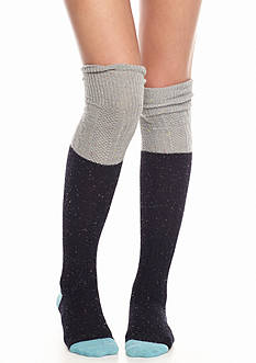 Free People Back Together Colorblock Socks