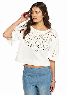Free People Crumpette Pullover