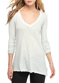 Free People Anna Long Sleeve Tee