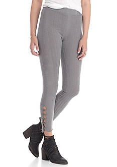 Free People The Button-Up Legging