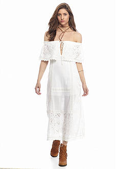 Free People Most Beautiful Midi Dress